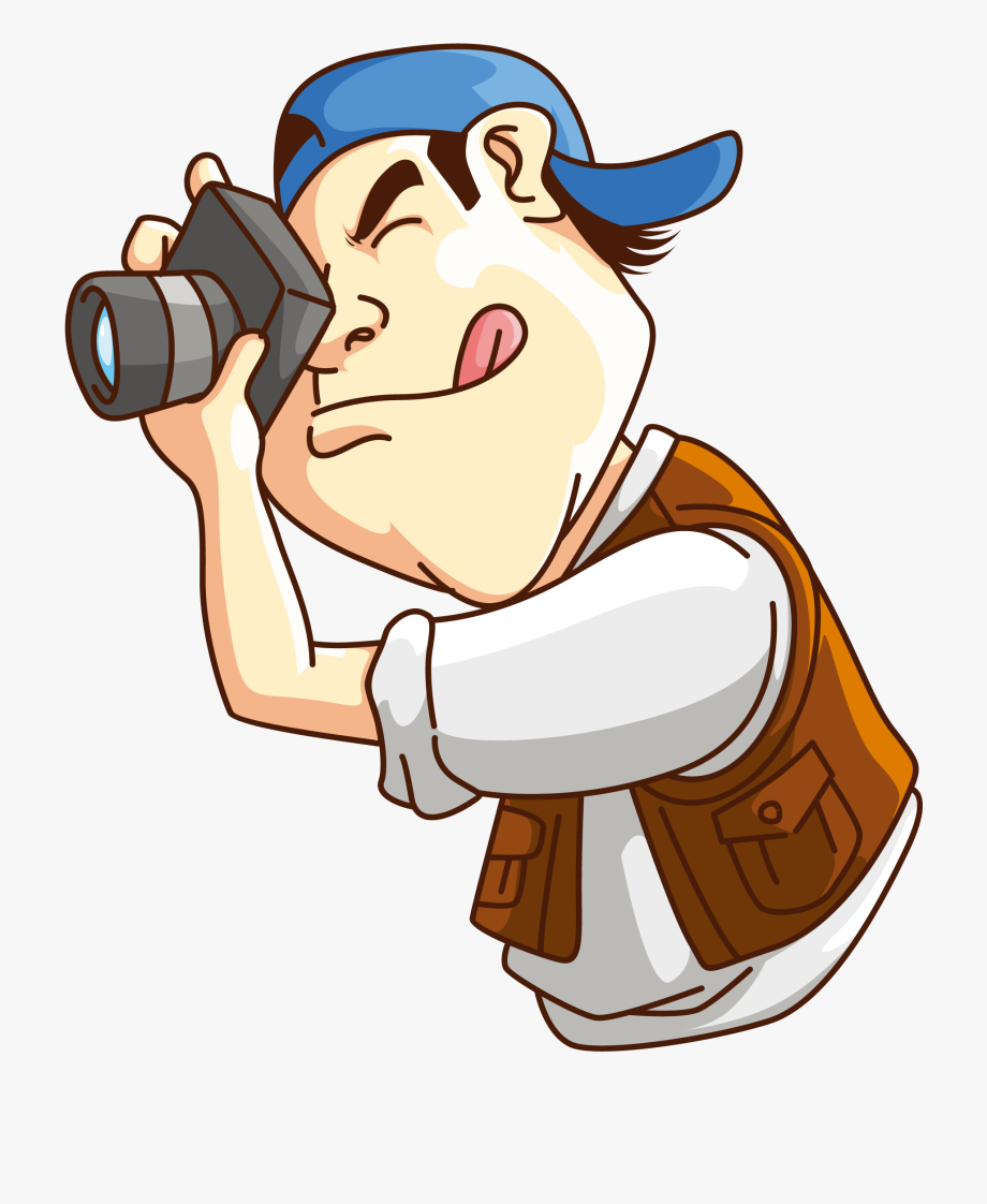 royalty free Photography professional clip art. Photographer clipart.