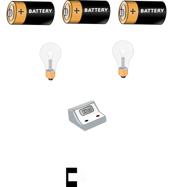 banner royalty free Q question clip art. Physics clipart complete circuit
