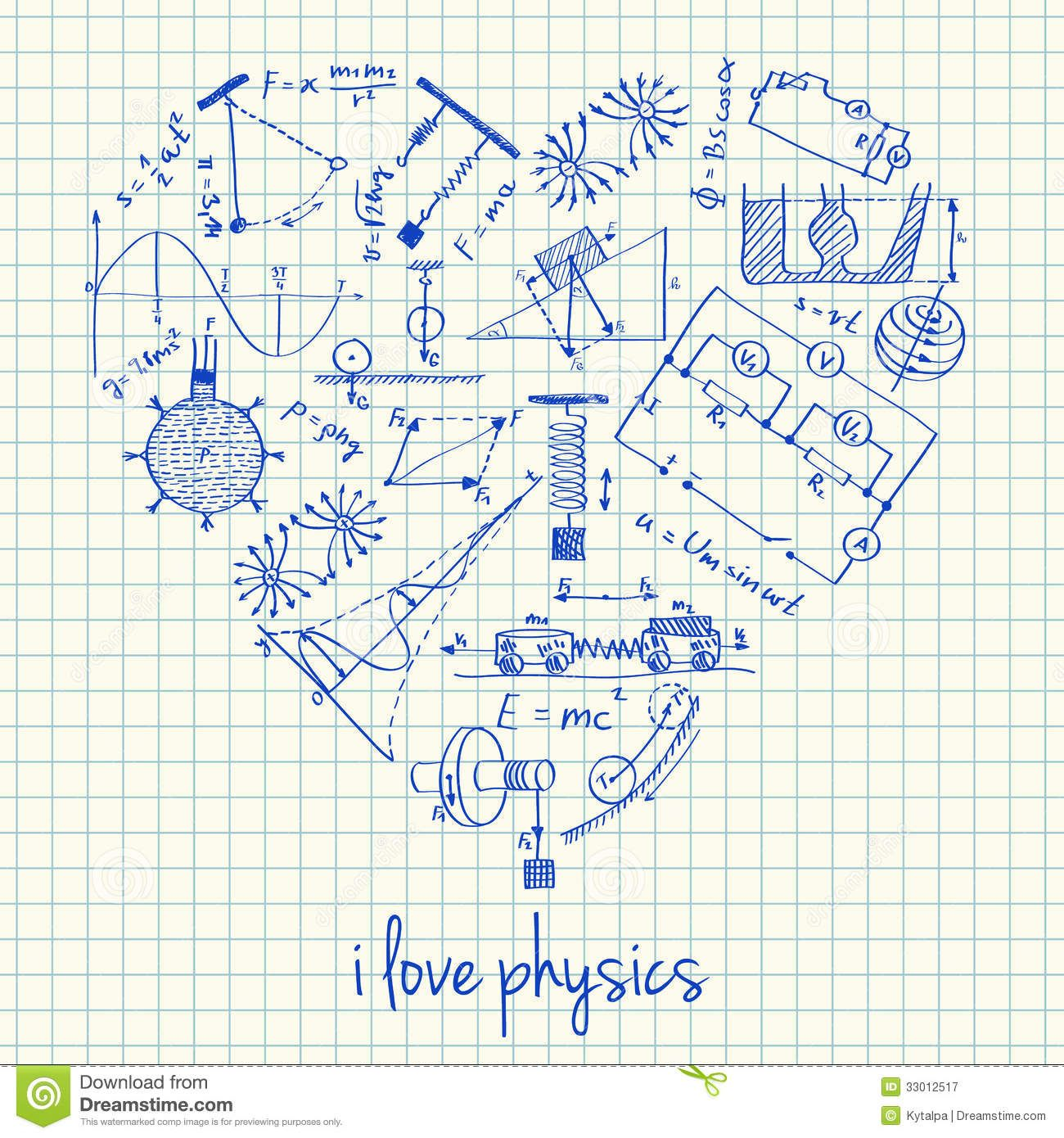 jpg royalty free library Physics drawing. Of google search sketch.