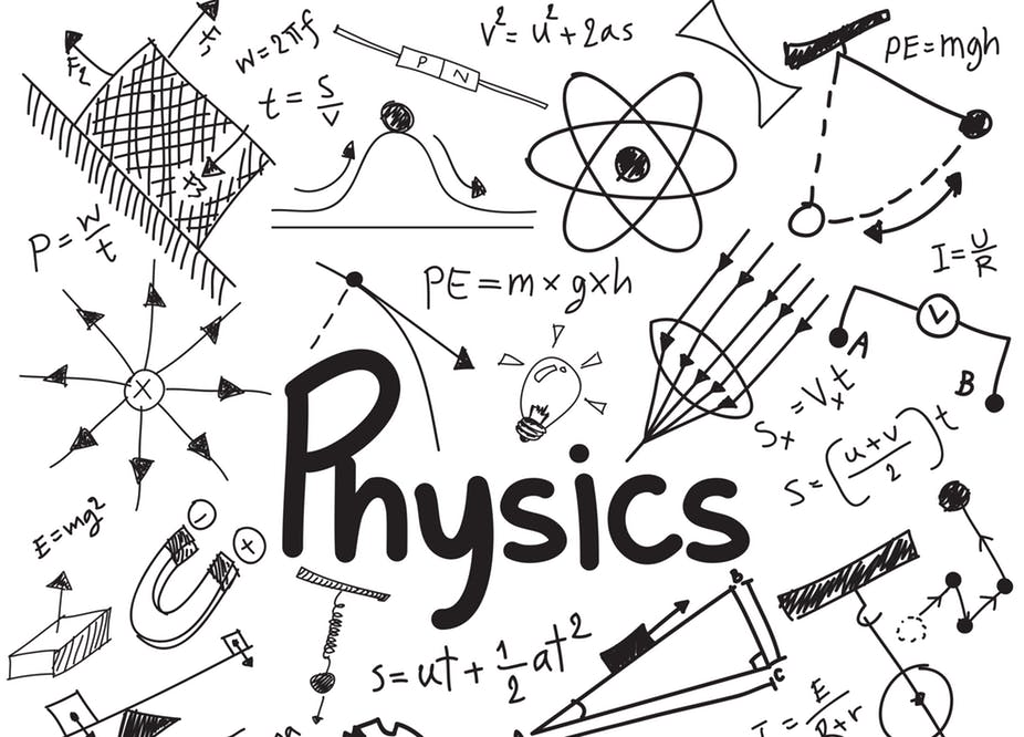clip royalty free Physics drawing. Is taught badly because.