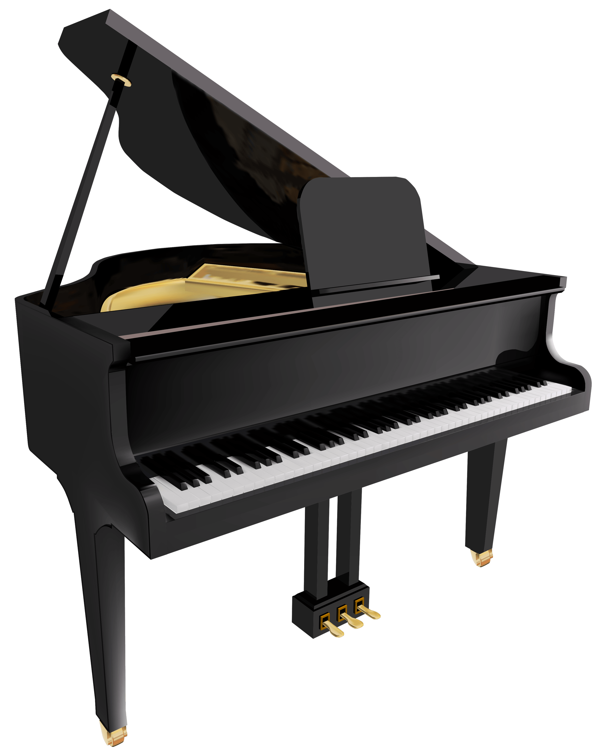 picture royalty free Transparent png stickpng objects. Piano keyboard clipart.