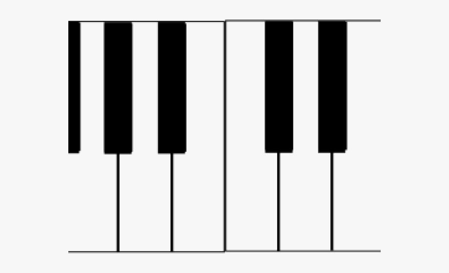 png transparent Piano key clipart. Keys cliparts musical keyboard.