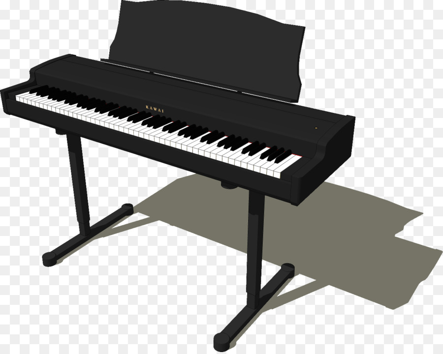 graphic transparent download Cartoon technology . Piano keyboard clipart.