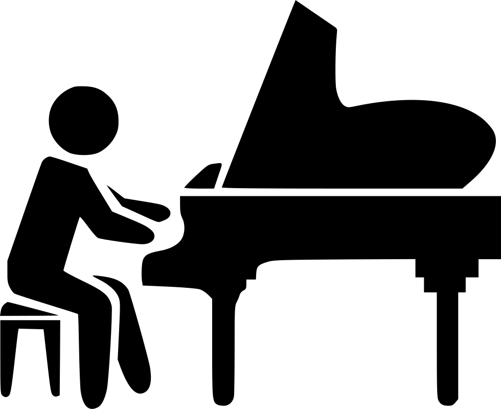 royalty free library Svg free on dumielauxepices. Piano keyboard clipart.
