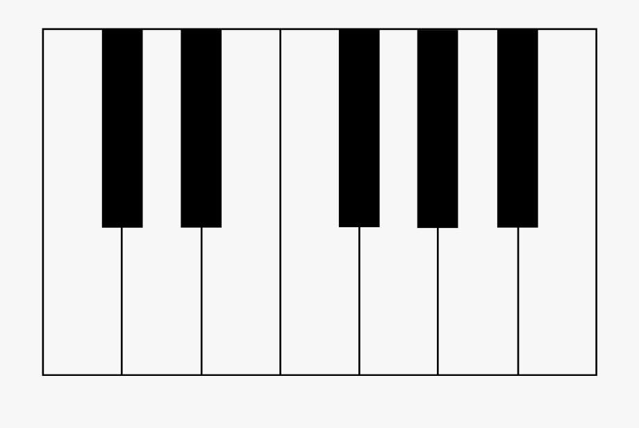 clip royalty free stock Piano keyboard clipart. Music keys free images.
