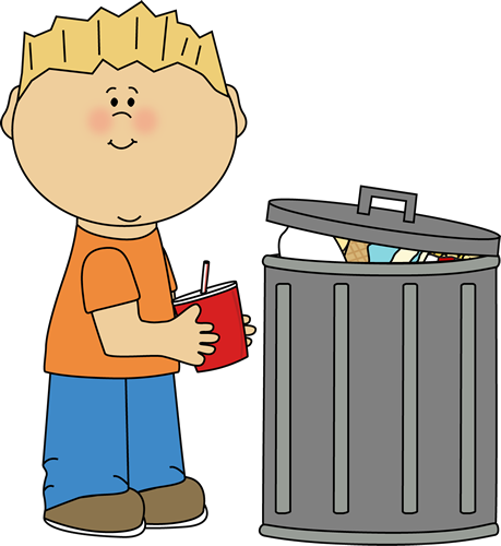 png library Kid picking up trash. Writer clipart student activity