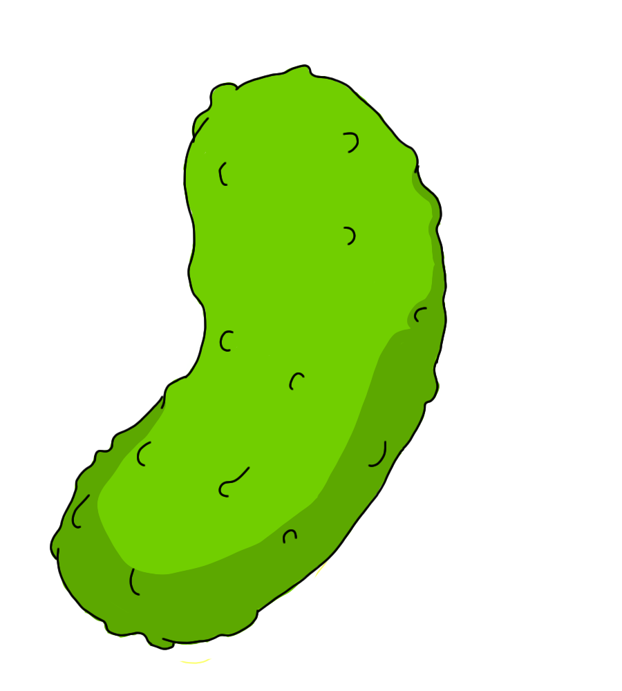jpg black and white Pickle clipart. Free pickles cliparts download.