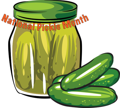 banner download Pickles clipart. How did a pickle.