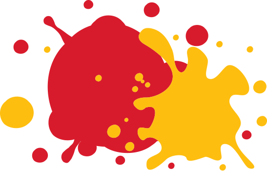 black and white download Splat free on dumielauxepices. Ketchup and mustard clipart