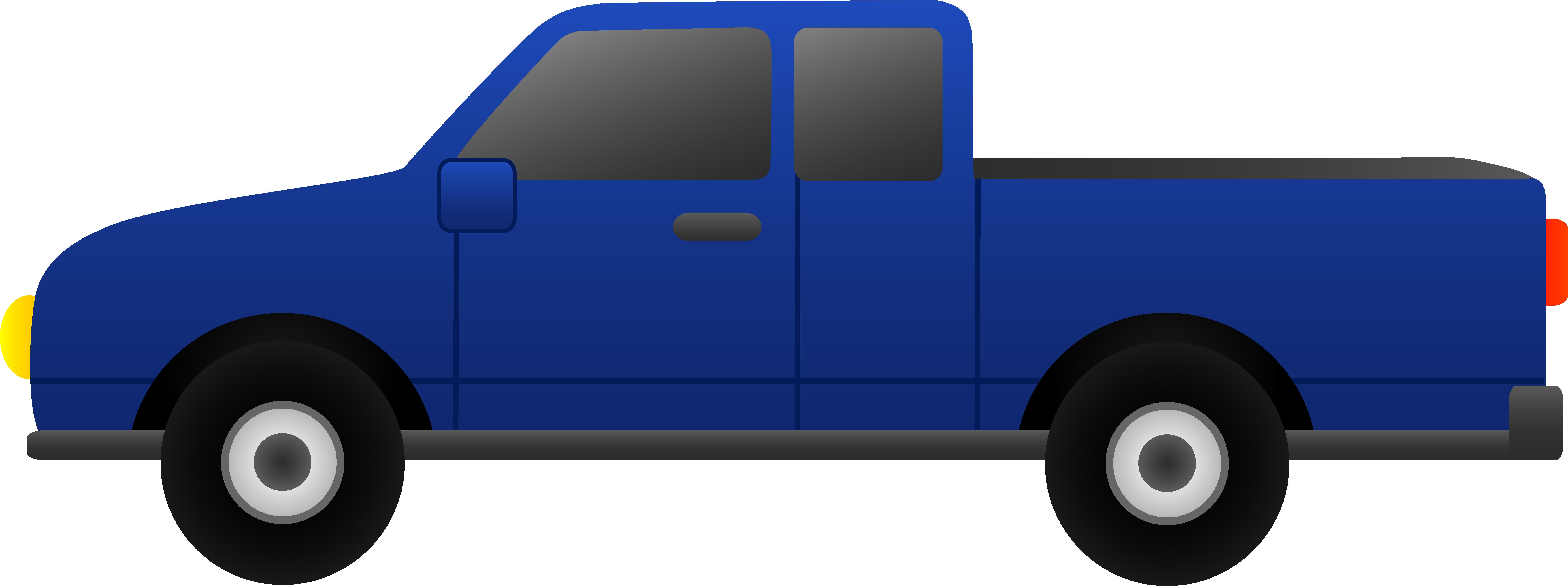 clip art transparent download Pickup clipart. Toyota truck .