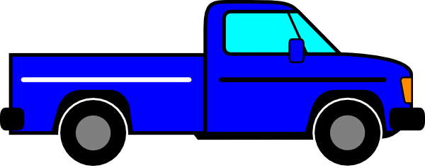 jpg Pickup Truck Clip Art at Clker