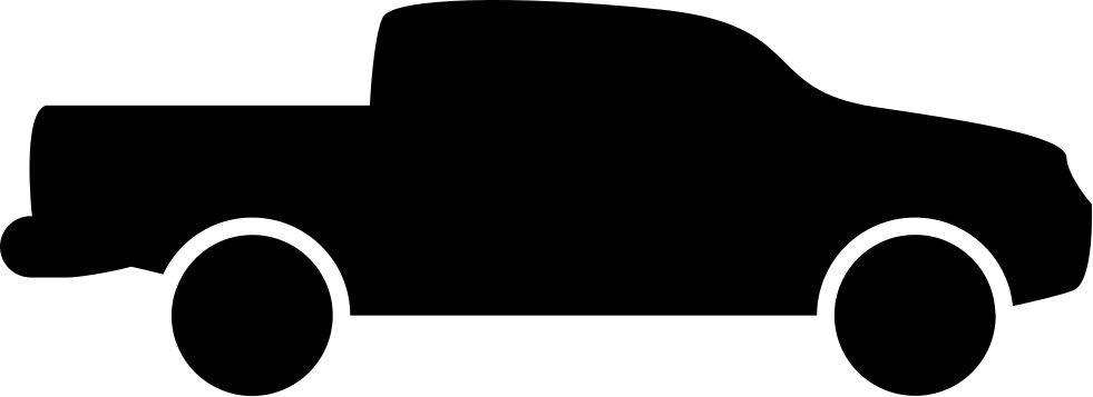 jpg royalty free download Pickup Truck Silhouette at GetDrawings