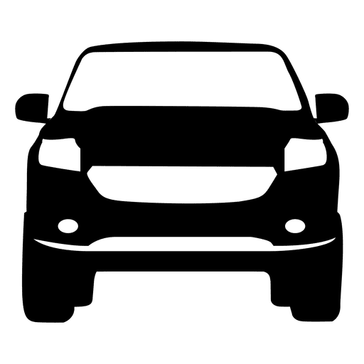 graphic free stock Pickup Truck Silhouette at GetDrawings