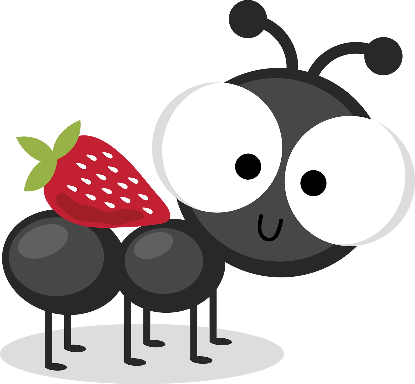 clipart royalty free library Picnic ants clipart. Ant cricut clip art