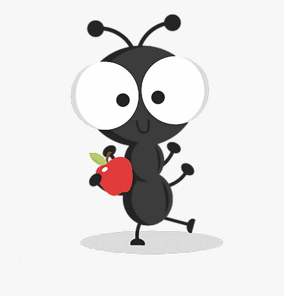 jpg library Apple ant bug summer. Picnic ants clipart