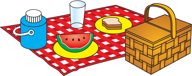 clipart black and white download Picnic clipart. Free clip art pictures.