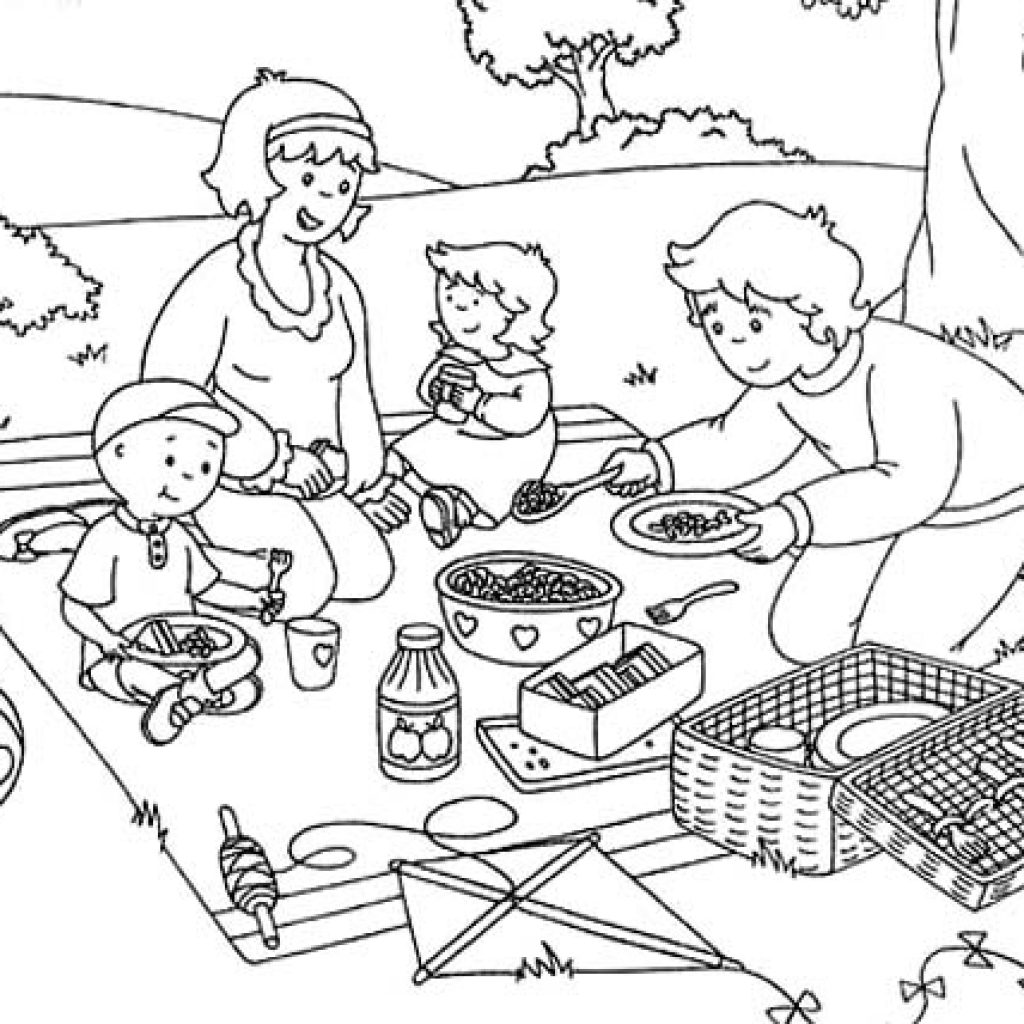 download Portal . Picnic clipart black and white