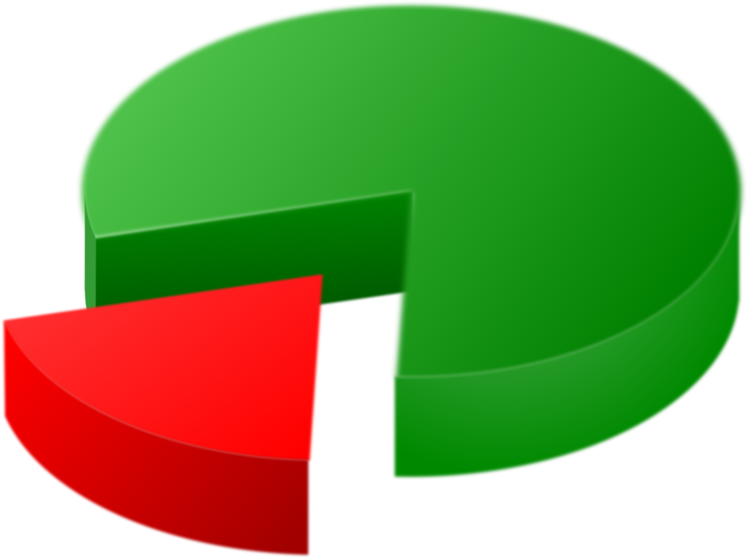 jpg stock Vector chart clipart. Pie graph big image