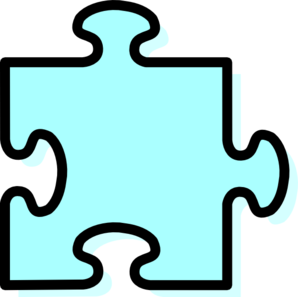 picture freeuse library Piece clipart. Sky jigsaw clip art.