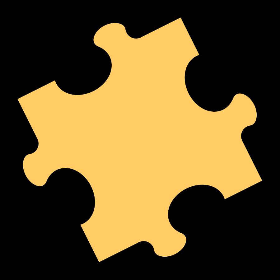 graphic royalty free Puzzle pieces pdf panda. Piece clipart.