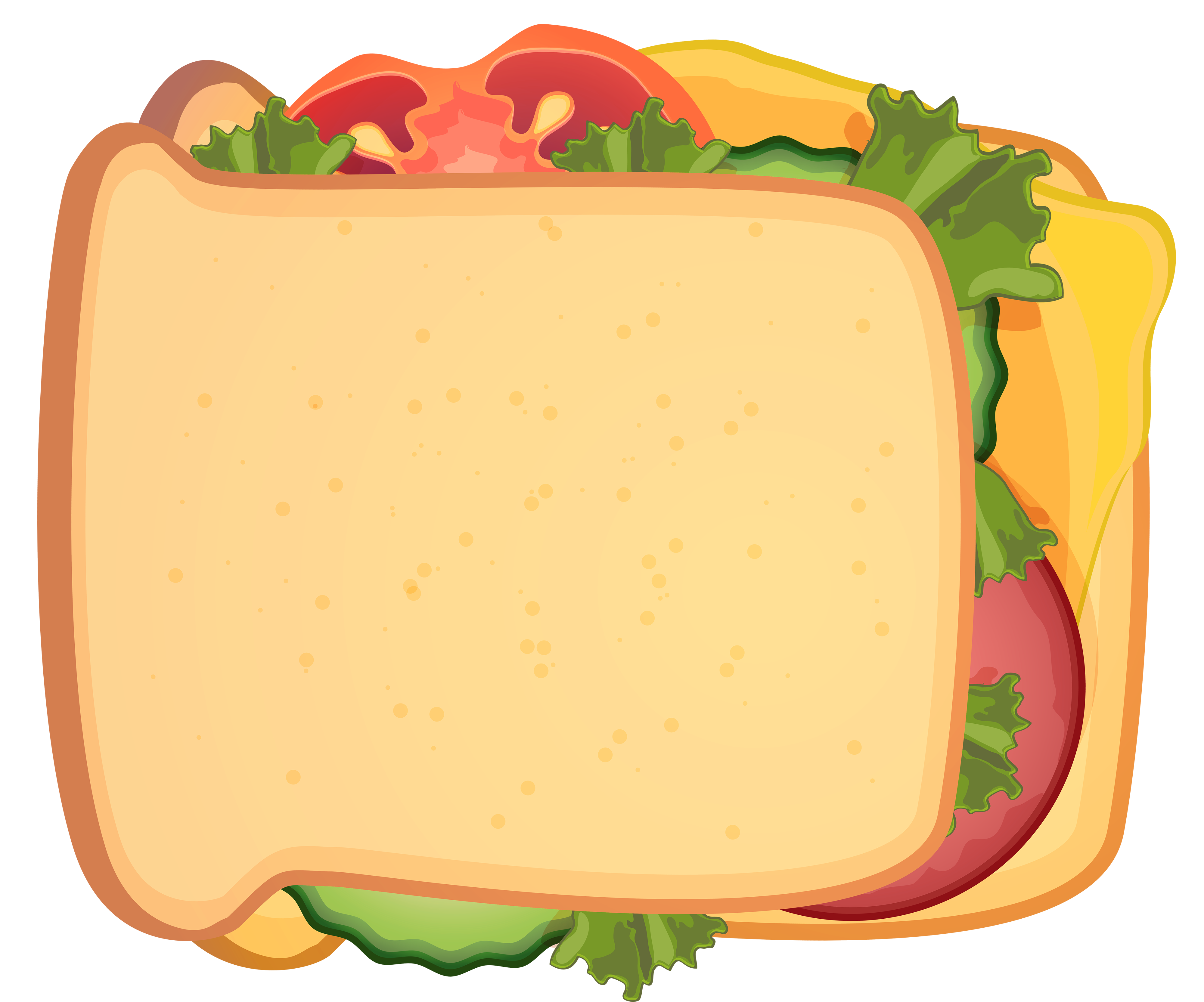 graphic library library Piece clipart sandwich. Png best web
