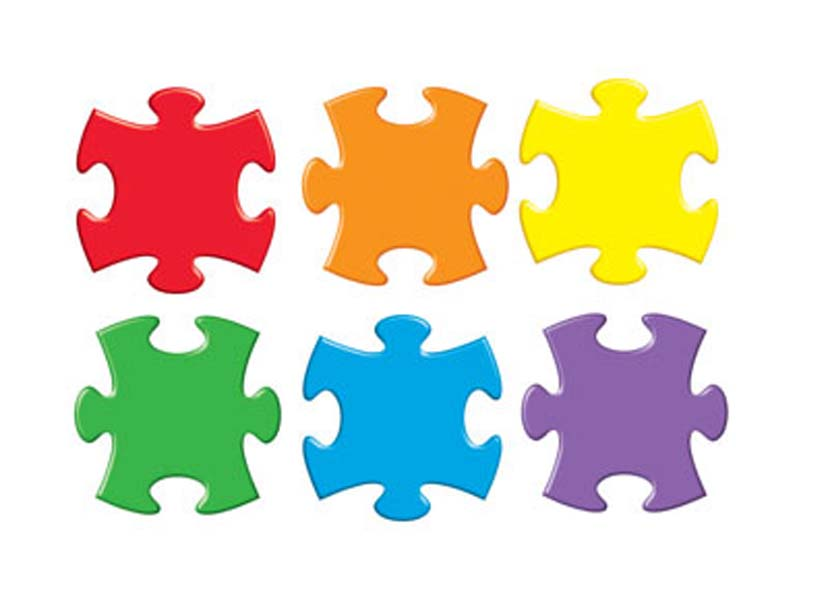 vector freeuse library Free puzzle download clip. Pieces clipart.