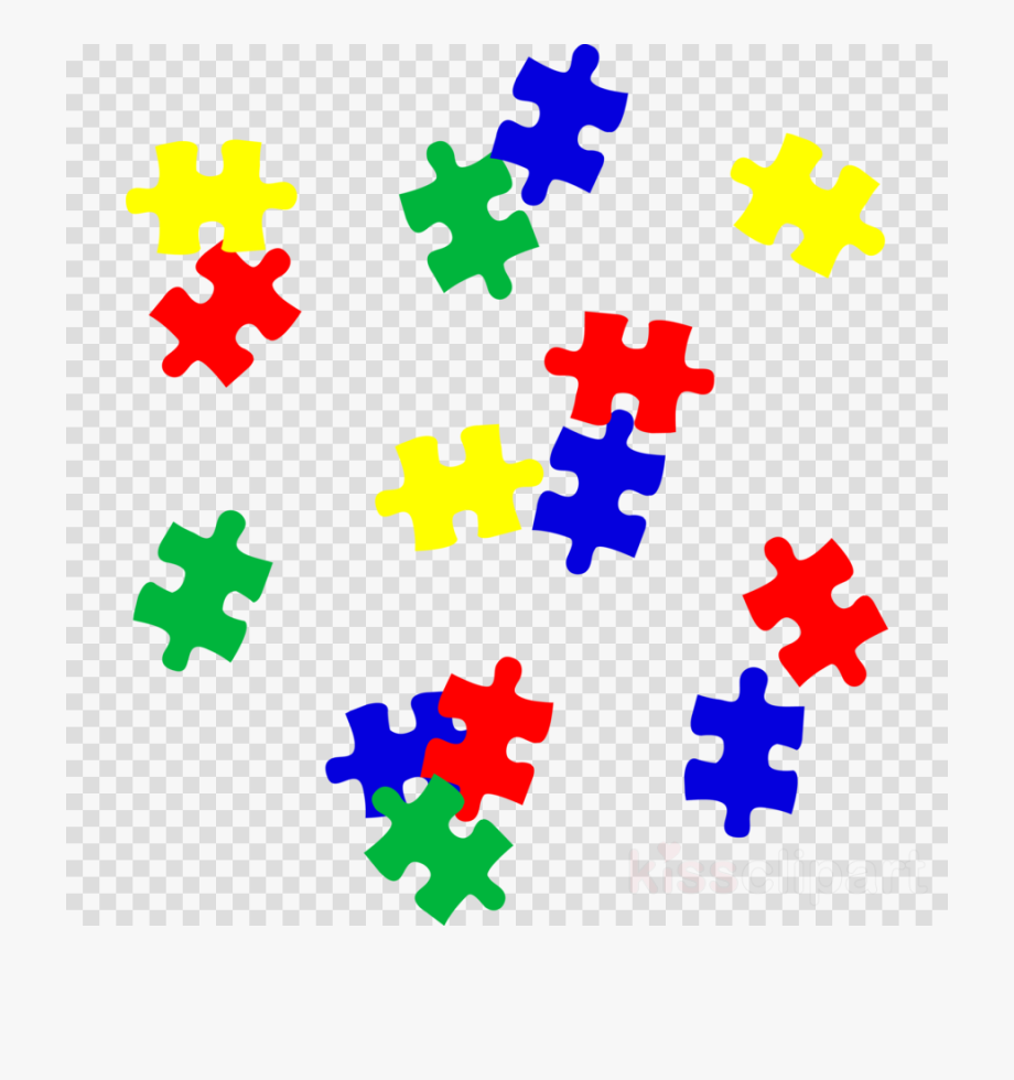png freeuse stock Autism puzzle jigsaw puzzles. Pieces clipart.