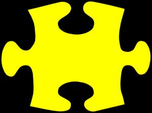 clip art free download Puzzle piece clip art. Pieces clipart yellow