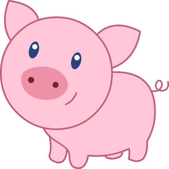 transparent download Piggy clipart. Free cute pig cliparts.