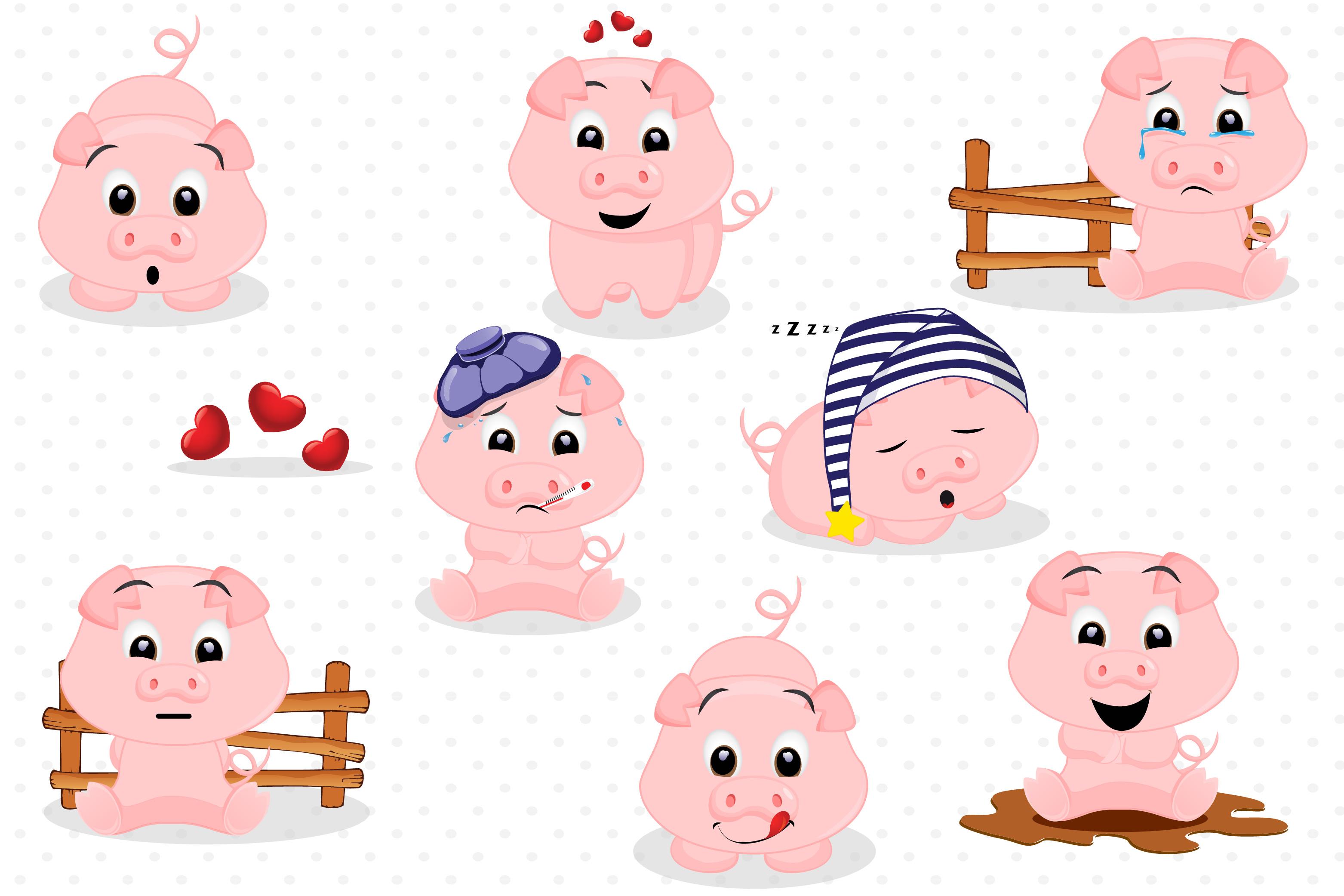clip art free library Graphics . Piggy clipart.