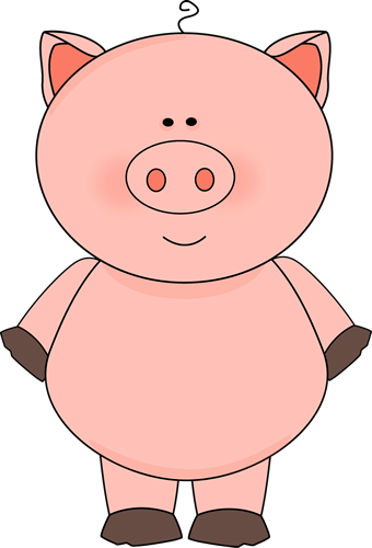 banner royalty free library Pig Clip Art