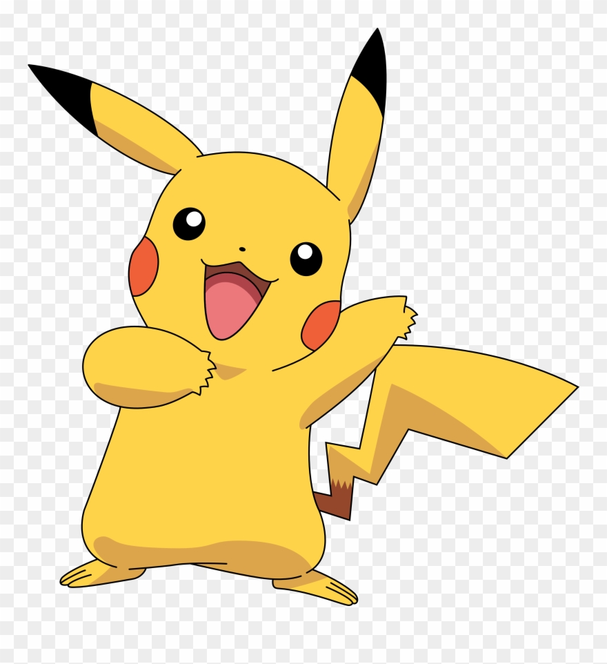 image transparent stock Pikachu clipart. Graphic library stock pokemon.