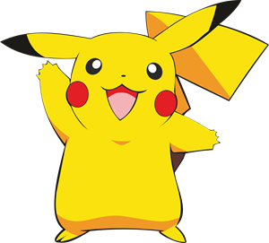picture free library Pikachu svg. Logo vectors free download