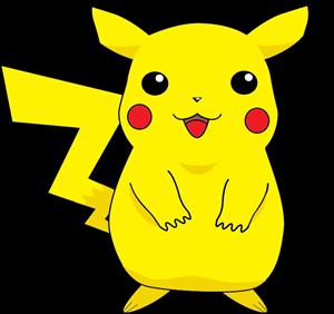 banner transparent library Logo vector free download. Pikachu svg