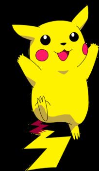 clip art royalty free download Pikachu svg. File pokemon project studio