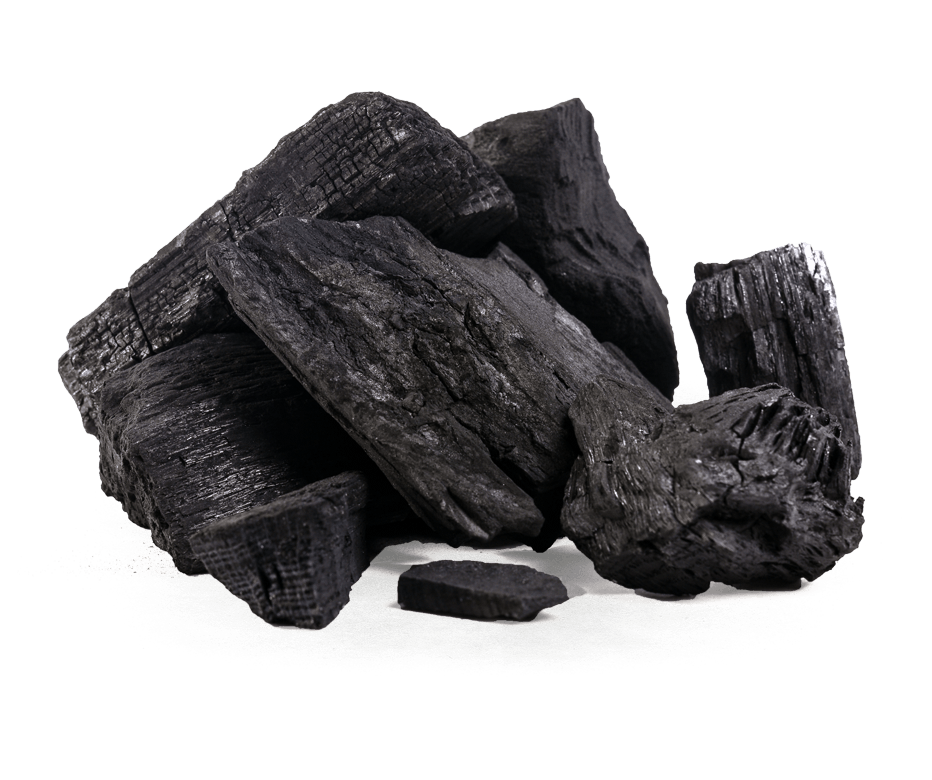vector transparent stock pile of coal clipart #61404967