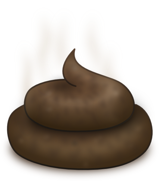 image royalty free library Dog Turd Clip Art at Clker