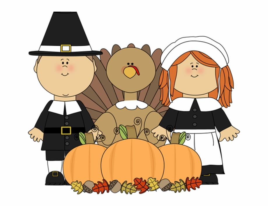 vector transparent Free thanksgiving pilgrims clip. Pilgrim clipart