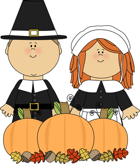 graphic royalty free stock Pilgrims and harvest thanksgiving. Thankful clipart