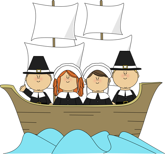 clip freeuse library Free children thanksgiving clip. Pilgrims clipart.