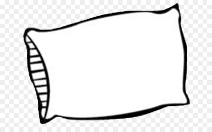 clip free download Pillow clipart. Line cartoon white black
