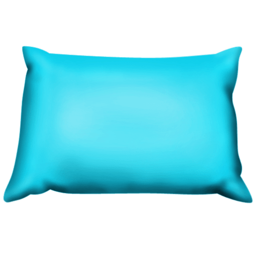 clipart freeuse Pillow clipart. Turquoise nyc on the.