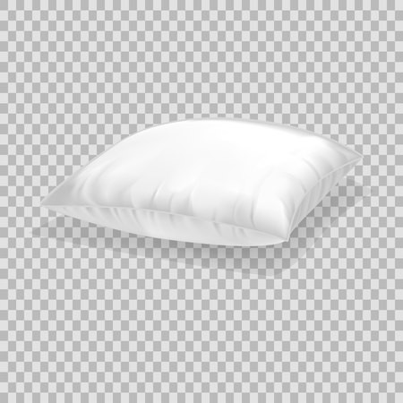 clipart library download Realistic pattern template of. Pillow vector transparent background