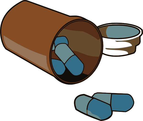 jpg freeuse Pills clipart. Medication clip art at