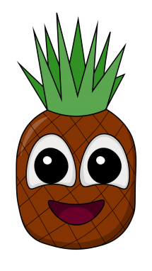 picture download How to draw a. Drawing s pineapple