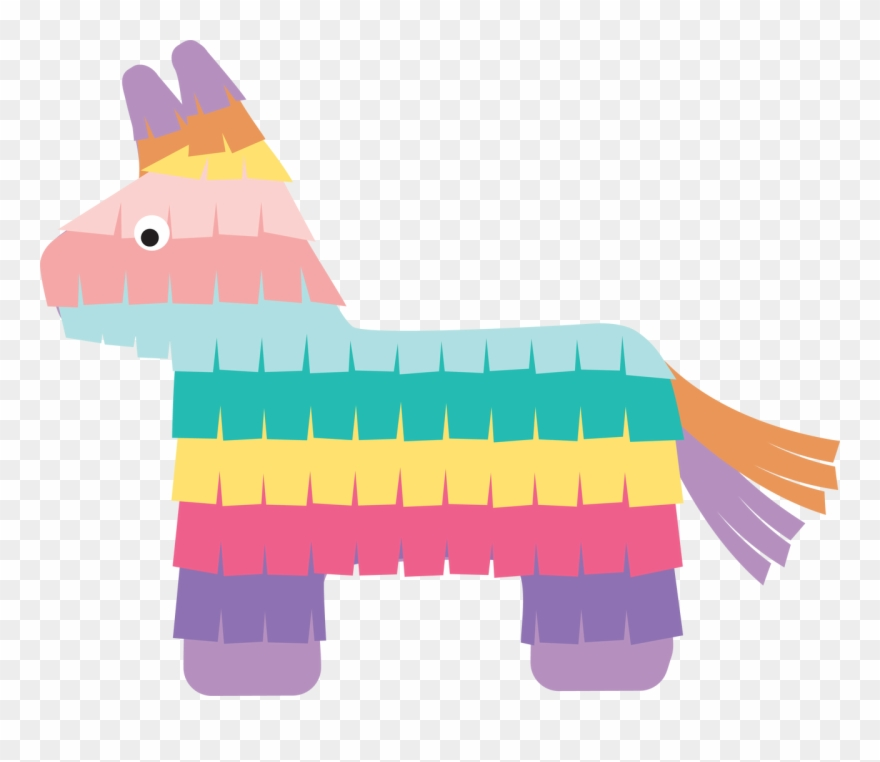 svg free stock Image silhouette pinclipart . Pinata clipart.