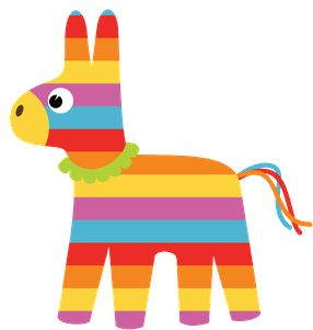 svg royalty free download Pinata clipart fiesta theme. Free download best on