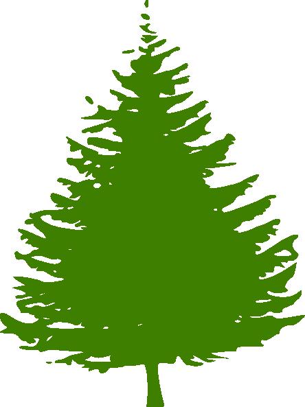 graphic download Oregon vector tree. Pine clip art at.