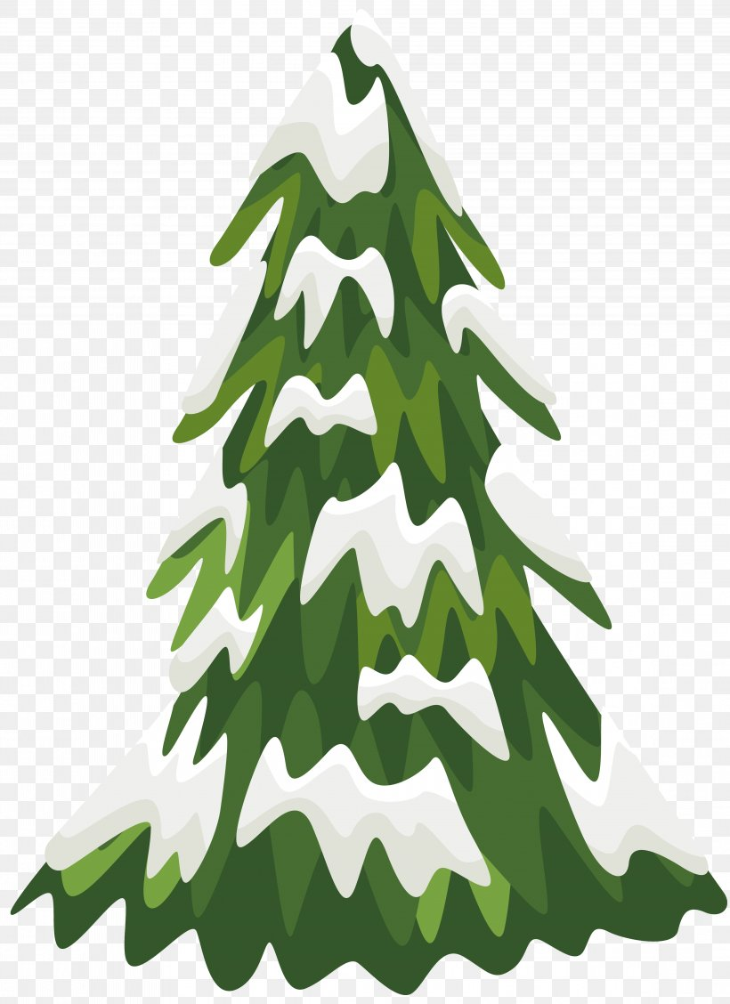 royalty free download Pine snow clip art. Snowing clipart tree.