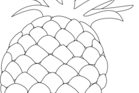 png freeuse download Download wallpaper full wallpapers. Pineapple clipart black and white